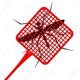 8819004-red-palette-to-kill-mosquitoes-stock-vector-mosquito-swatter