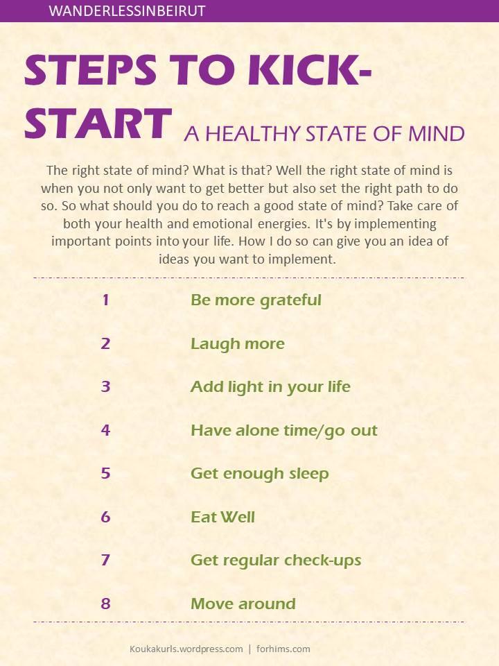 kickstart healthy change